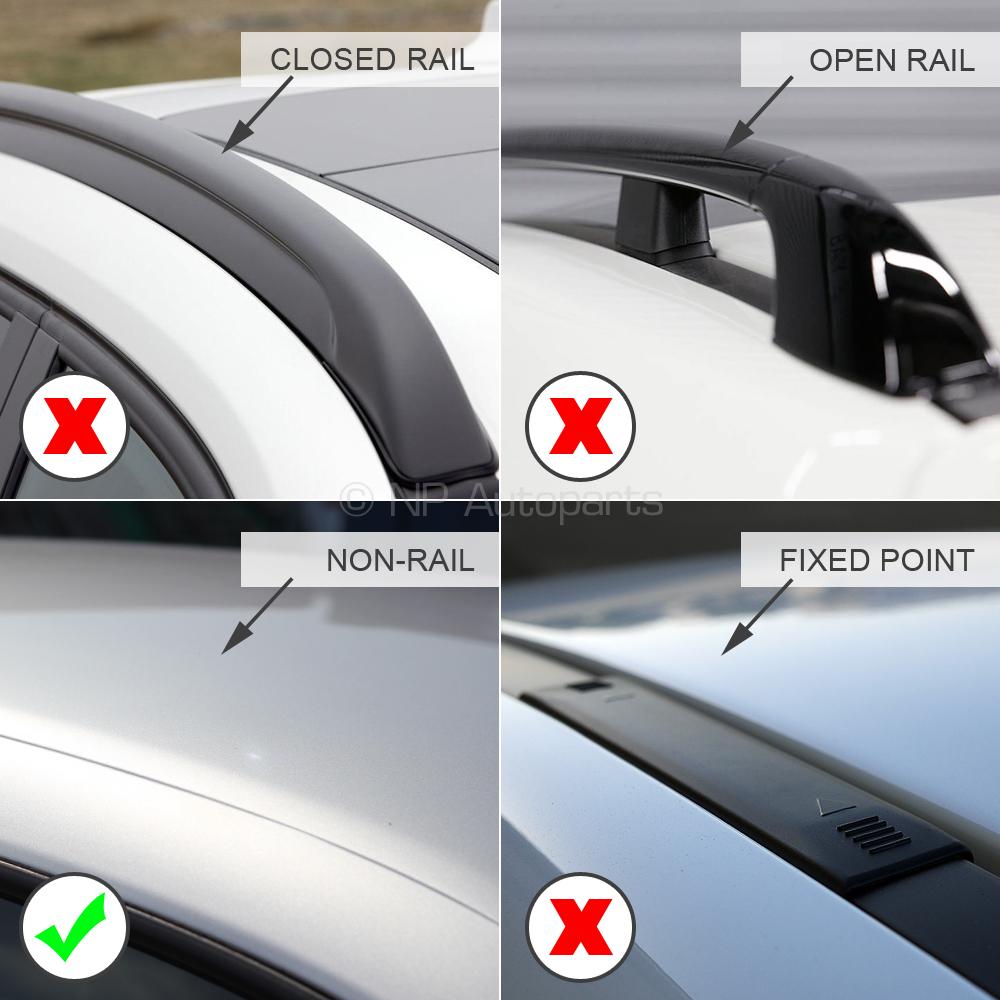 Thule Steel SquareBar Evo Roof Bars Set to fit Ford Fiesta Mk.7 3 Door 08-17