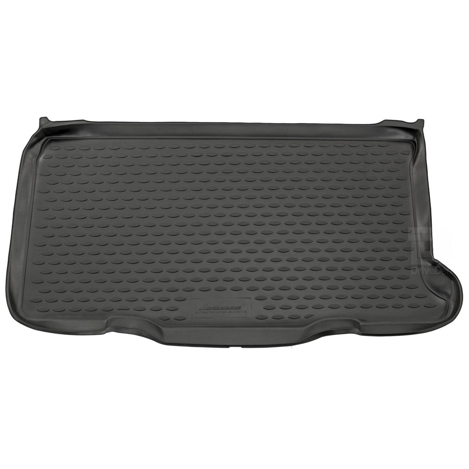 Tailored Fit Heavy Duty Durable Black Rubber Boot Liner Tray Mat Protector