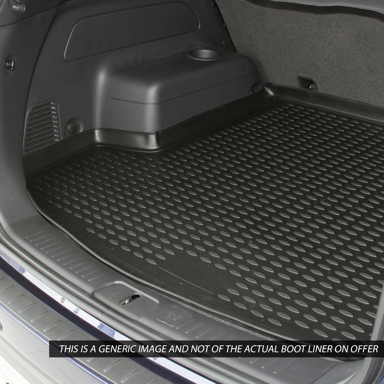 Volvo C30 Hatchback 06 12 Boot Liner Rubber Tailored Floor