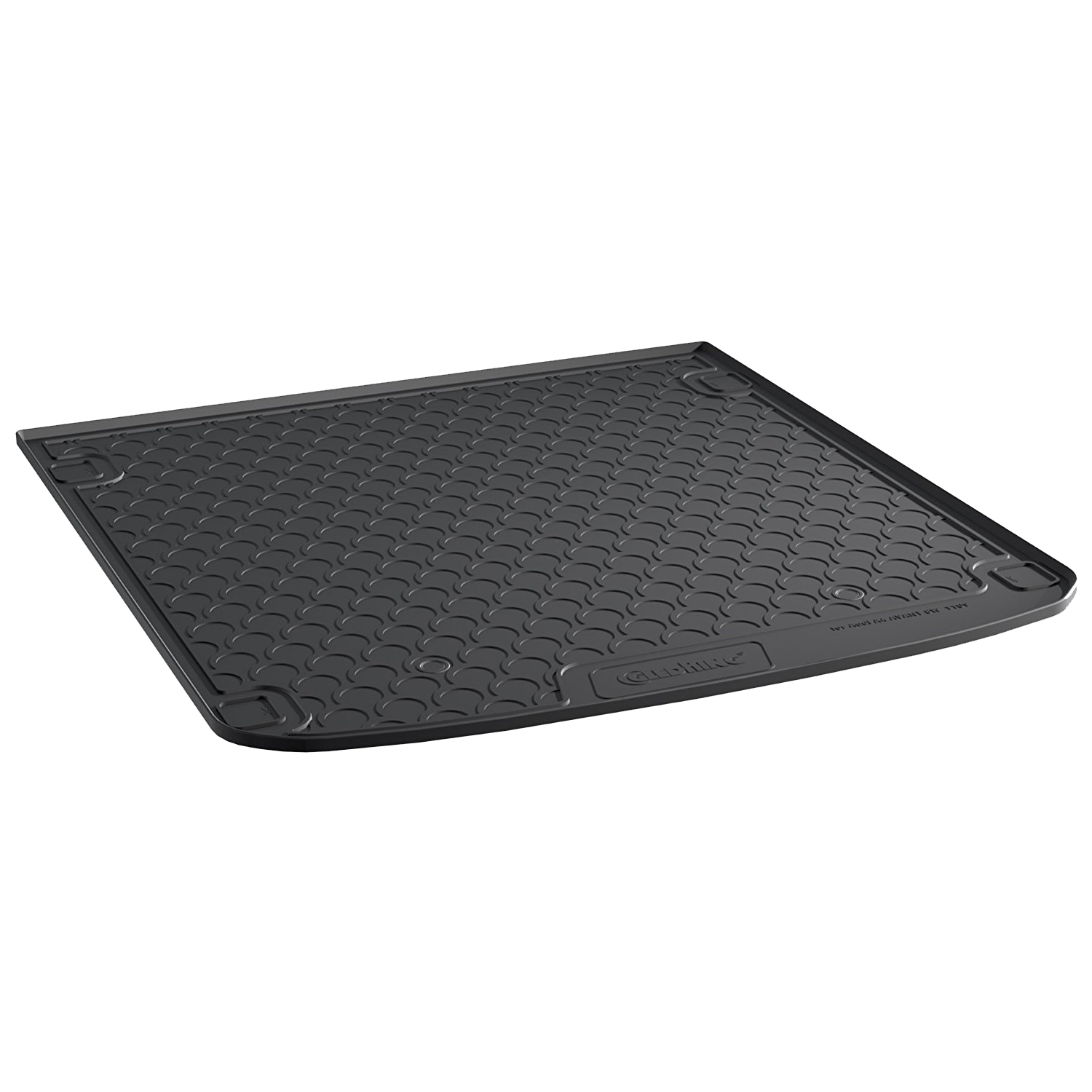 Details About Gledring Tailored Rubber Boot Liner To Fit Audi A4 Avant B9 16 19 Fitted Dog Mat