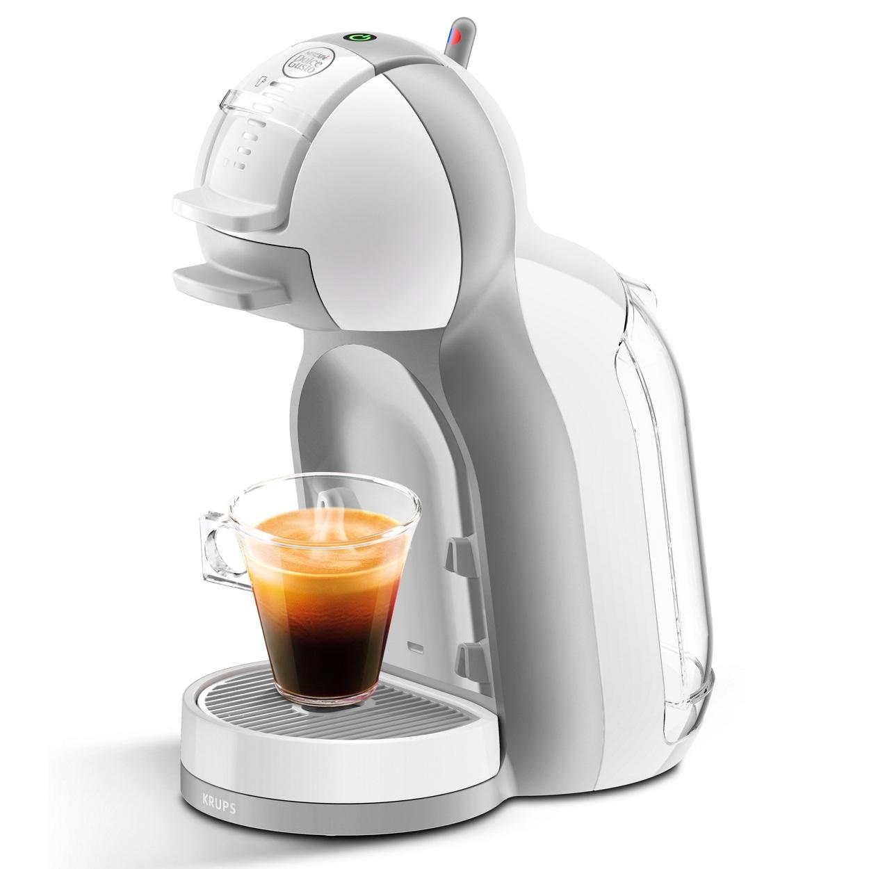 krups kp1201040 nescafe capsule coffee maker machine. Black Bedroom Furniture Sets. Home Design Ideas