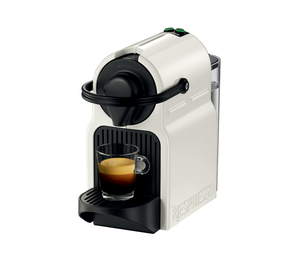 Krups XN100140 Nespresso Inissia 1260W 19 Bar 0.7L Coffee Machine