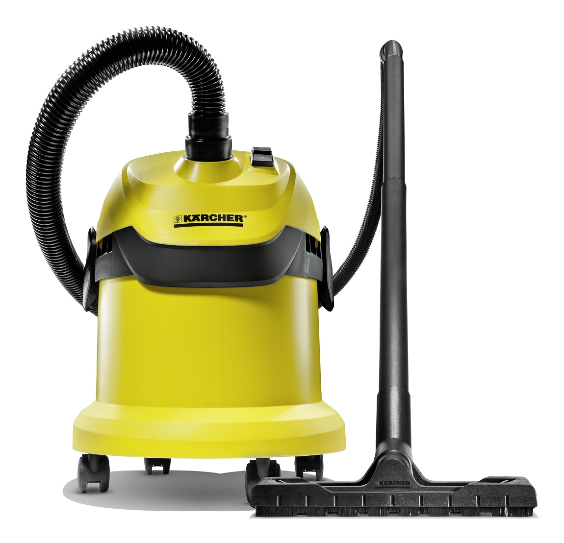 karcher wd2 multi purpose vacuum cleaner wet and dry 12. Black Bedroom Furniture Sets. Home Design Ideas