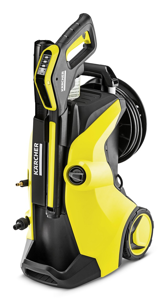 karcher k5 premium full control plus home pressure washer patio car bike cleaner ebay. Black Bedroom Furniture Sets. Home Design Ideas