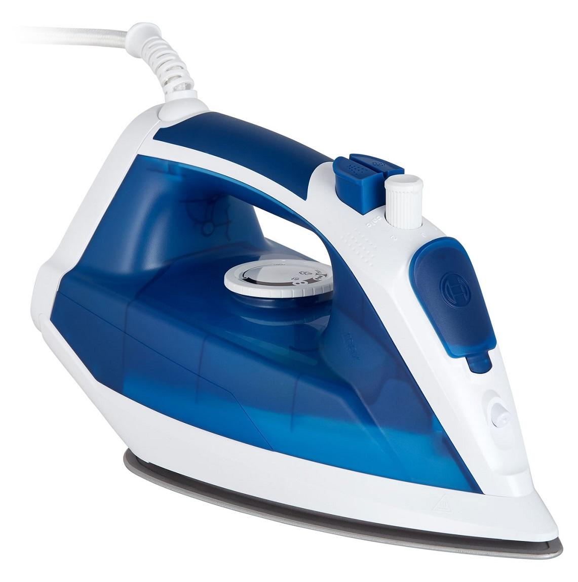 Sentinel Bosch Sensixx x DA10 TDA1070GB 2400 Watt Steam Iron 30g Min White  Blue f0dfd41cc39