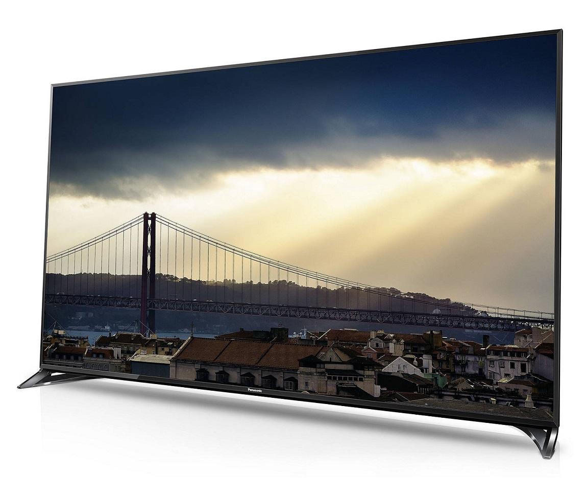 """Panasonic TX-50CX802B 50"""" 3D SMART 4K UltraHD LED TV"""