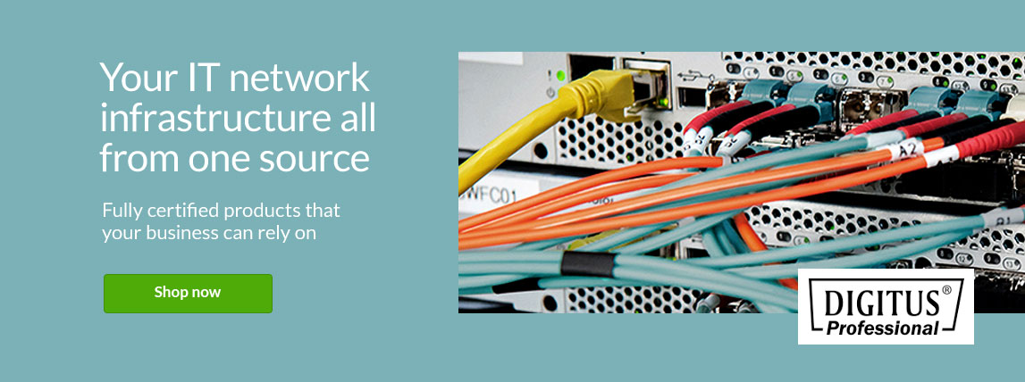 Your IT network infrastructure all from one source