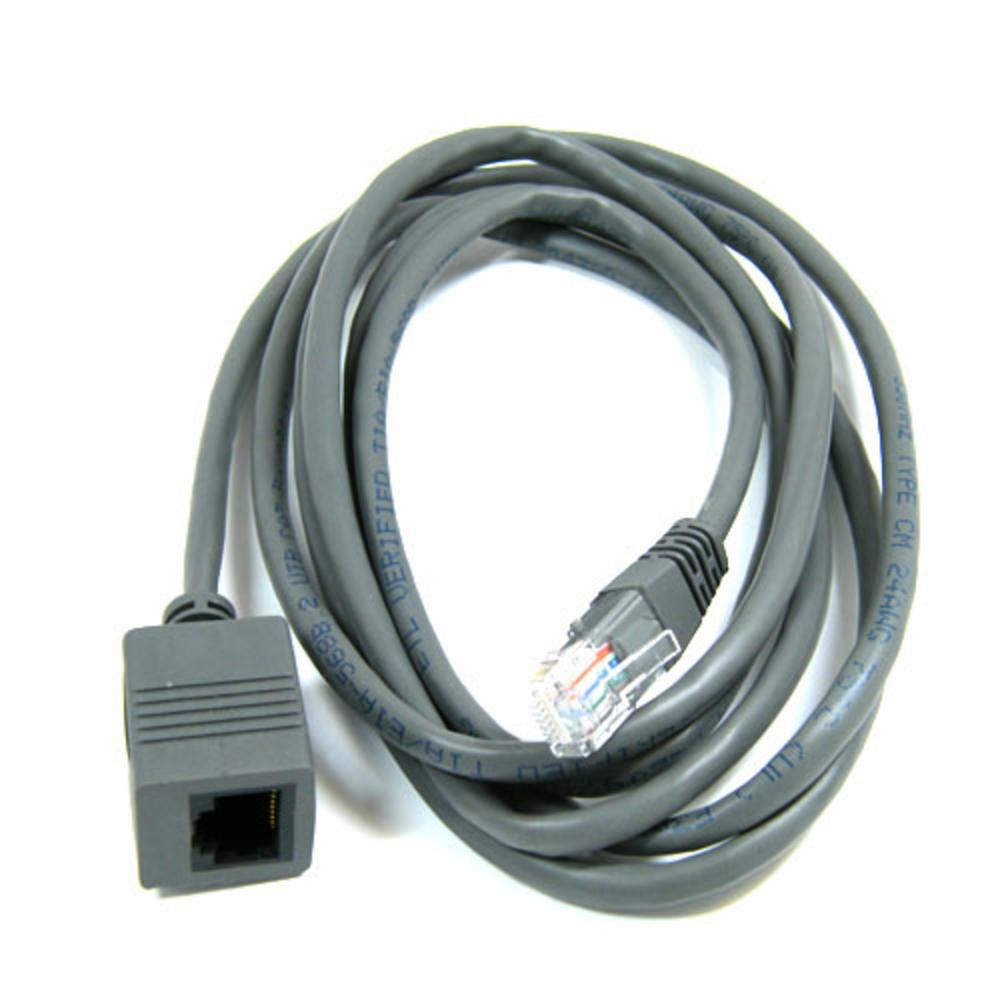 Cat5e RJ45 Ethernet Network Lead Extension Cable 0.5m UK