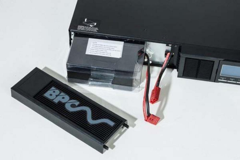 HOT SWAPPABLE BATTERY PACK FOR POWERON UPS (1KVA)