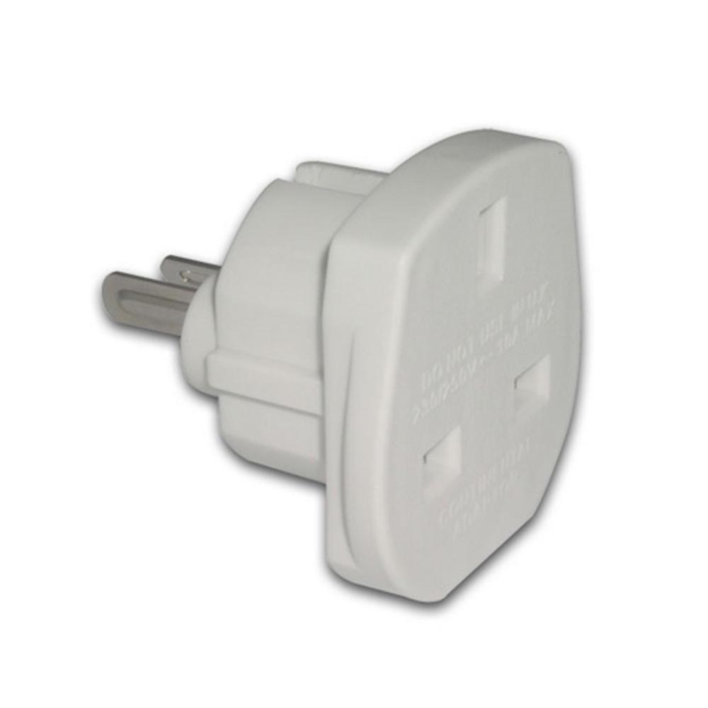 USA New Zealand Converter Adapter Mains Travel Plug for UK 3 Pin Plug UK