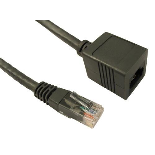 cat 6 utp rj45 ethernet network extension lead gigabit. Black Bedroom Furniture Sets. Home Design Ideas