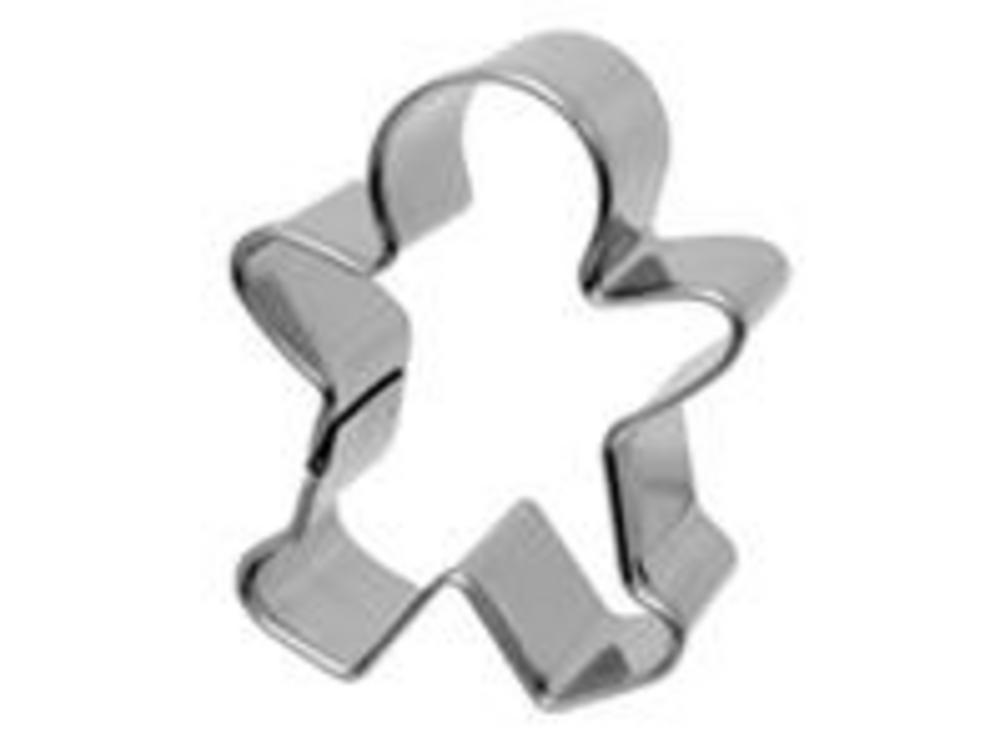 Gingerbread Boy High Quality Stainless Steel 5.5cm Cookie Cutter UK