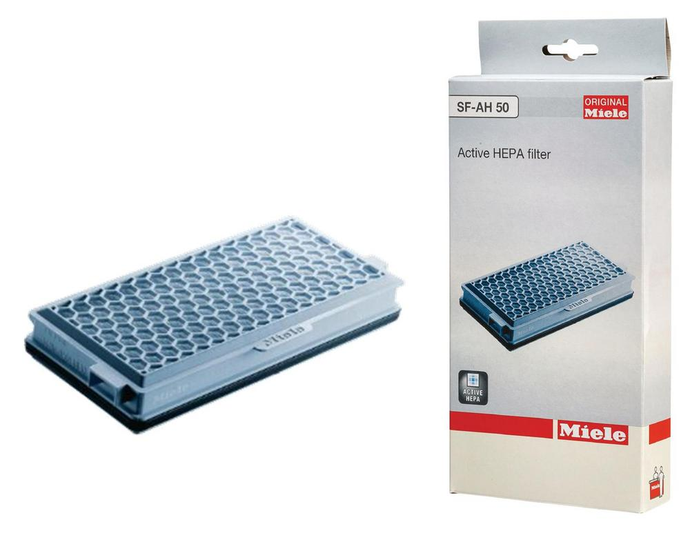 MIELE Genuine Branded SF-AH50 Active HEPA Filter S4000 S5000 S6000 S8000