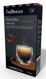10 x Caffesso Nespresso Compatible Coffee Capsules / Pods - CHOCOLATE  Blend