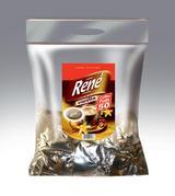 Philips Senseo 50 x Café Rene Crème VANILLA Coffee Pads Bags Pods
