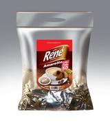 Philips Senseo 50 x Café Rene Crème AMARETTO Coffee Pads Bags Pods