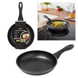 20cm Hawkmoor Stone Frying Pan Durable Non-Stick for Induction & Standard Hobs