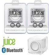 2 x Juice Air Bluetooth Atmospheric 5W Audio Stereo Speakers for Android iPhone
