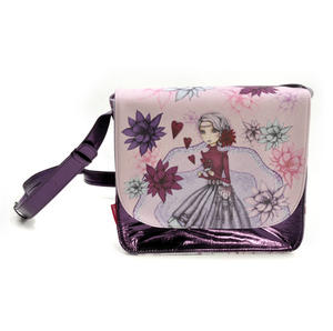 Stand out with a colourful and bold bag, satchel or backpack from Pinkcatshop!