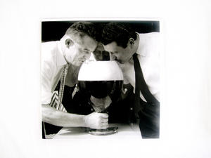 Cheers From The Hulton Archive Greeting Card Thumbnail 1