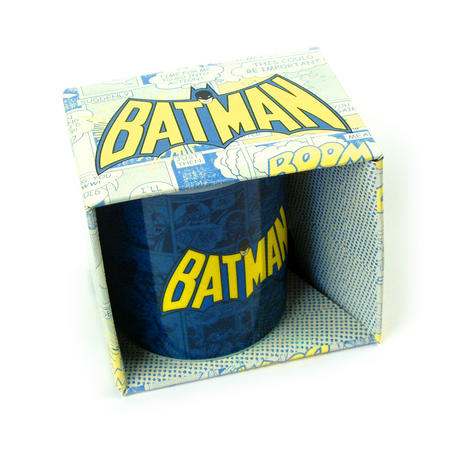 Batman Logo - Boxed Mug