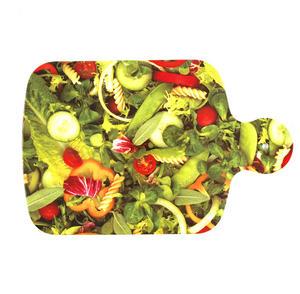 Green Salad - 34cm Melamine Chopping Board Thumbnail 1