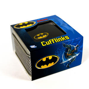 Batman Cufflinks - Classic Logo Thumbnail 2