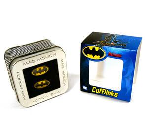Batman Cufflinks - Classic Logo Thumbnail 3