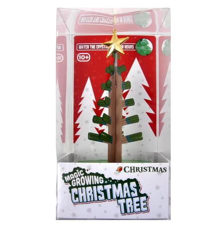 Magic Christmas Tree- Watch It Grow In 24 Hours!!