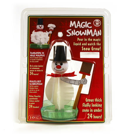 Magic Snowman
