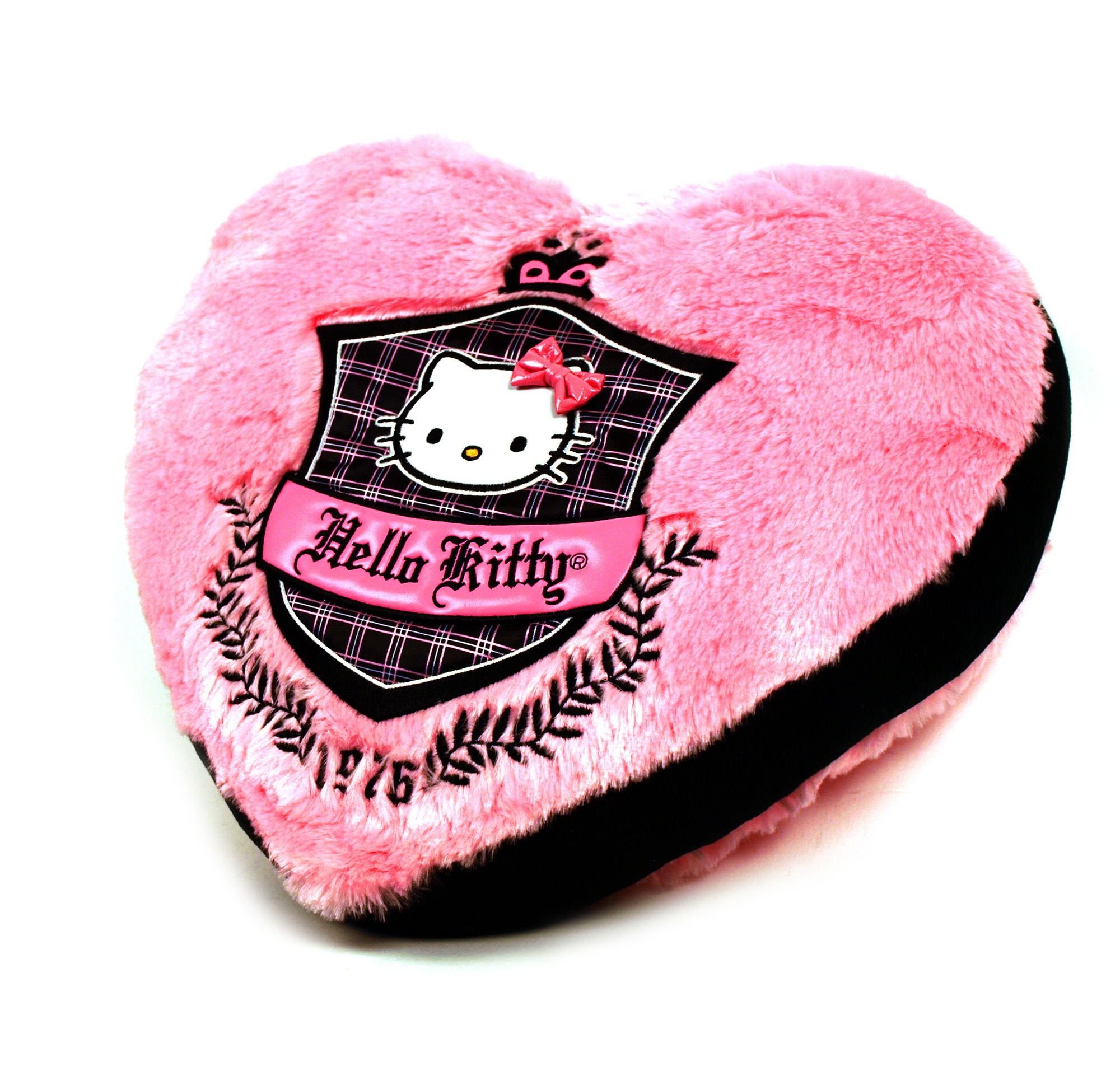 9f2626e6f Hello Kitty Heart Plush Cushion With Pj Case Pocket | Pink Cat Shop