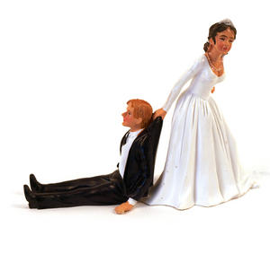 Reluctant Groom Cake Topper Thumbnail 5