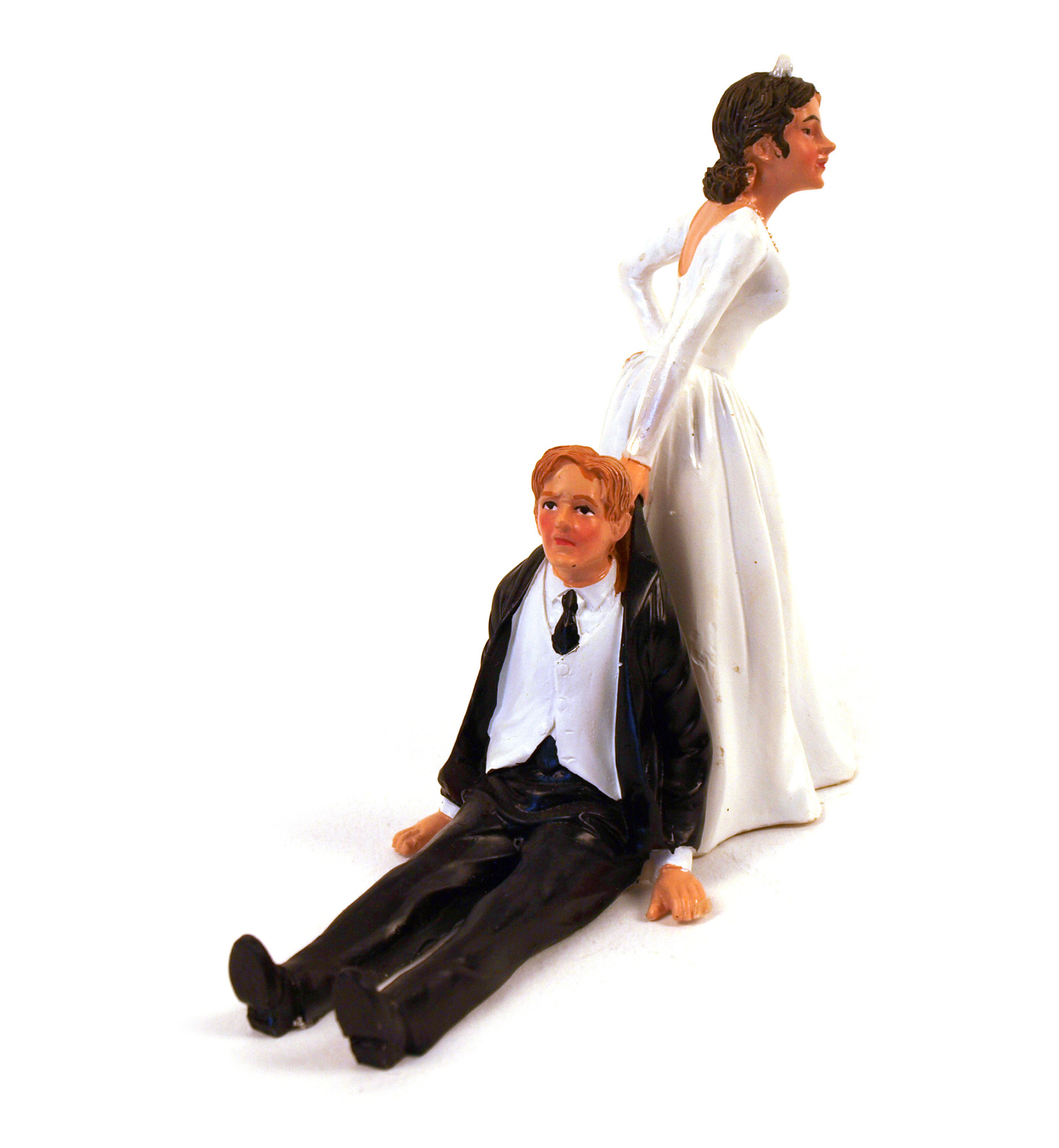 rude wedding cake toppers reluctant groom cake topper pink cat shop 19454