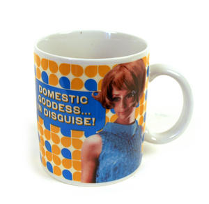 Domestic Goddess...In Disguise Boxed Mug Thumbnail 2