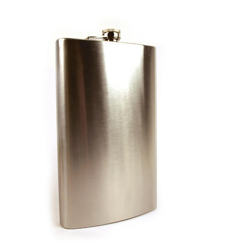 Giant Hip Flask - Holds Over 3 Pints!