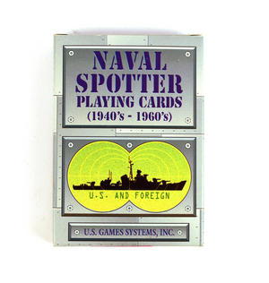 Naval Spotter Playing 1940-60 Thumbnail 1
