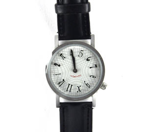 The Einsteinian Relativity Watch - The Wristwatch For Big Bang Theory Physicists Thumbnail 5