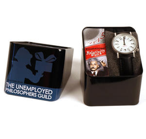 The Einsteinian Relativity Watch - The Wristwatch For Big Bang Theory Physicists Thumbnail 2
