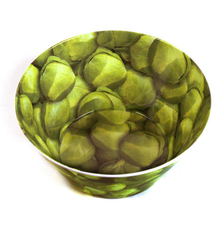 Brussels Sprouts 15cm Melamine Bowl