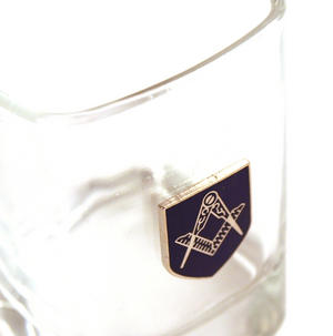 Masonic Shot Glass Thumbnail 2