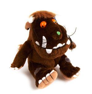 Gruffalo Sitting 5-Inch Soft Toy Thumbnail 2