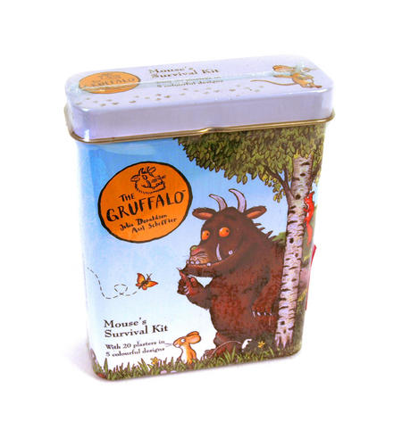 The Gruffalo Plasters
