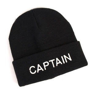 Captain Knitted Hat Thumbnail 1