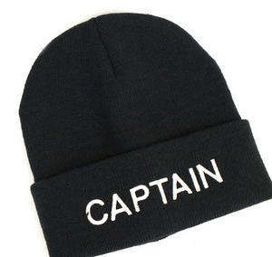 Captain Knitted Hat Thumbnail 2
