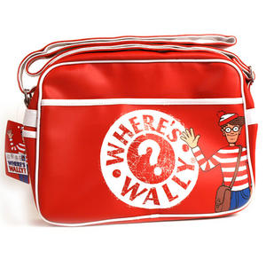 Where's Wally? Shoulder Bag Thumbnail 1