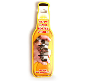 Happy Hour Bottle Opener Thumbnail 1