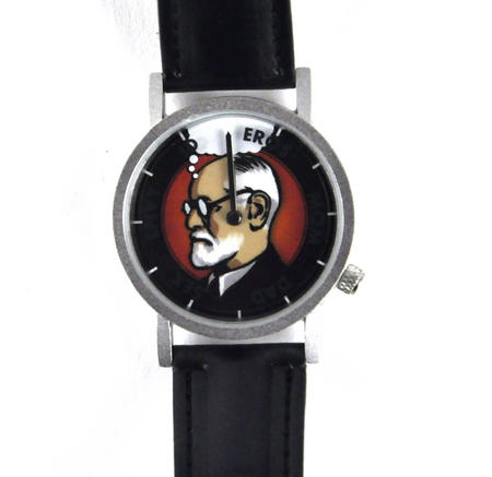 The Freud Watch - The Wristwatch For Psychoanalysts