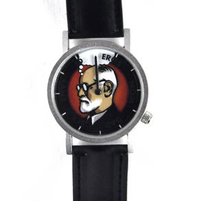 The Freud Watch - The Wristwatch For Psychoanalysts Thumbnail 1