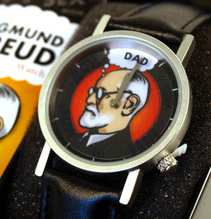 The Freud Watch - The Wristwatch For Psychoanalysts Thumbnail 2