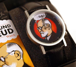 The Freud Watch - The Wristwatch For Psychoanalysts Thumbnail 4